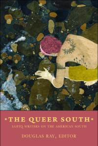 Again, I am pleased to have teamed up with the wonderful collagist, Hollie Chastain, for the cover of The Queer South.